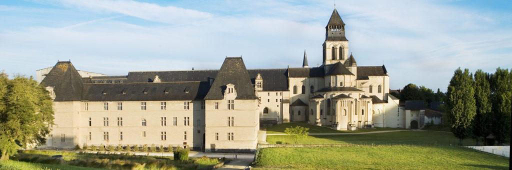 Abbaye de Fontevraud © DR