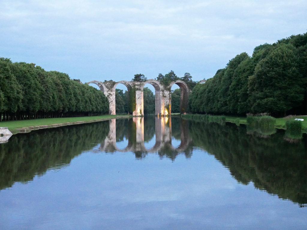 Le château de Maintenon
