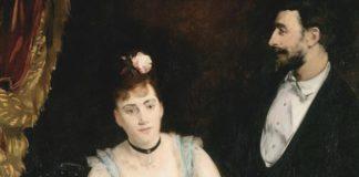 Eva Gonzalès, Une loge aux Italiens