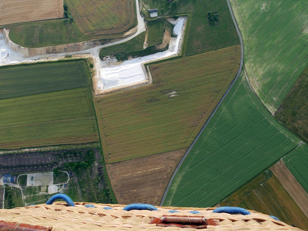 L'Eure-et-Loir en Montgolfière