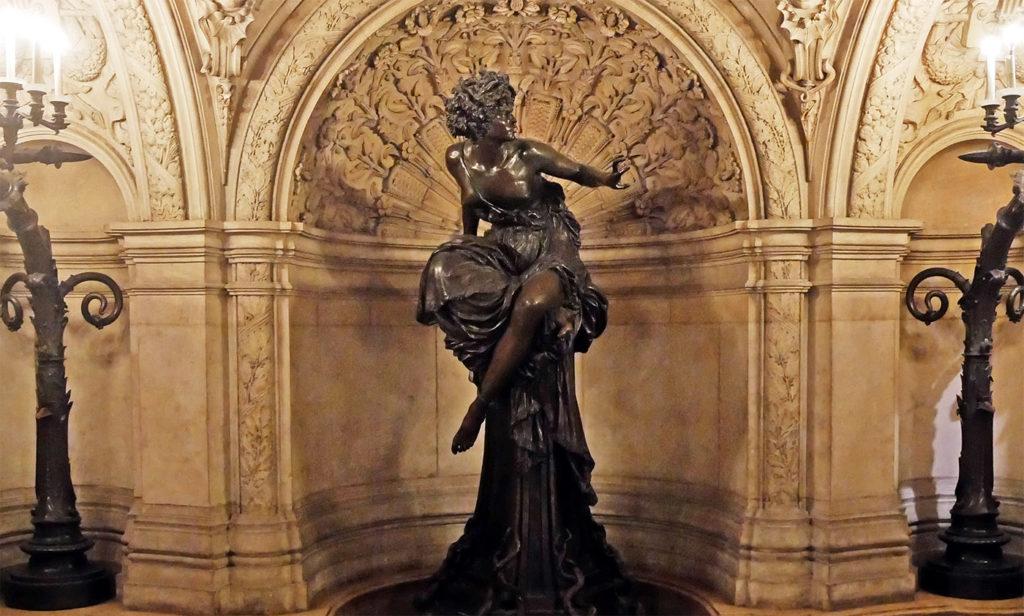 """""""La pythonisse"""", ou """"Pythie"""" de Marcello (duchesse de Castilgione-Colonna)"""
