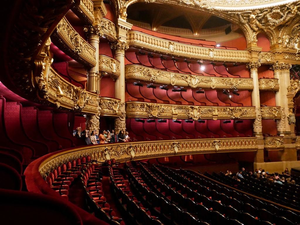 Salle de l'Opéra Garnier