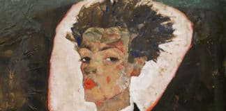 Exposition Egon Schiele à la Fondation Louis Vuitton