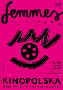 Affiche du festival Kinopolska 2018