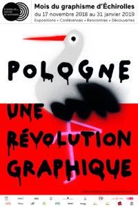Affiche Pologne une révolution Graphique Echirolles