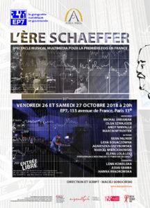 L'ère Schaeffer EP7