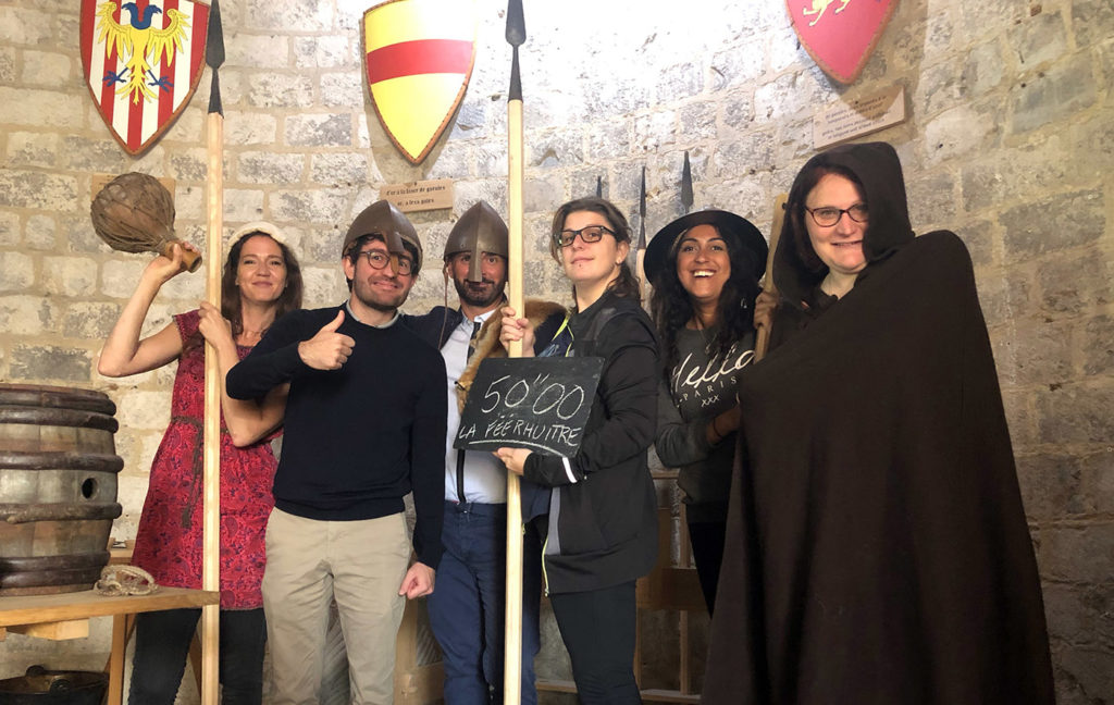 Escape Game Rouen Tour Jeanne d'Arc
