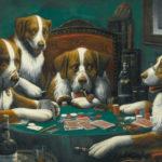 Cassius Marcellus Coolidge, Poker Game (1894)