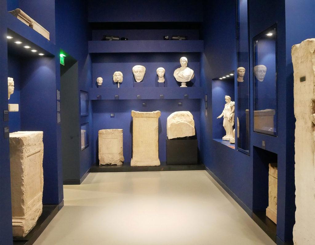 Le musée de la Romanité de Nîmes