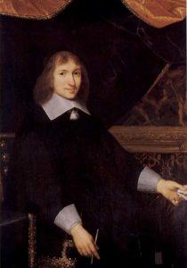 Portrait de Nicolas Fouquet par Charles Le Brun
