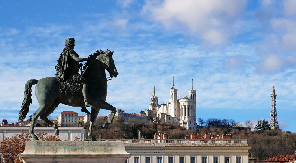 Voyage en France en famille