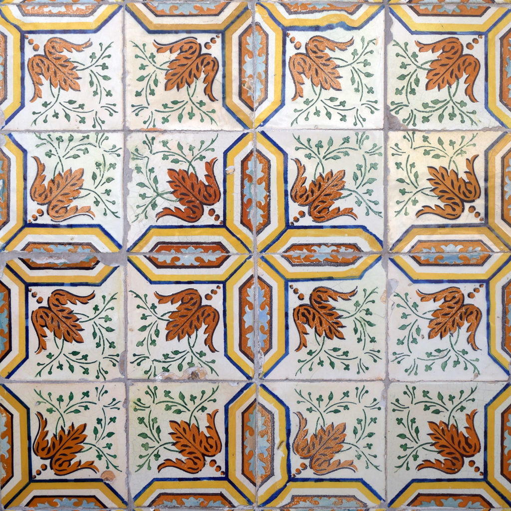 Azulejos à Lisbonne