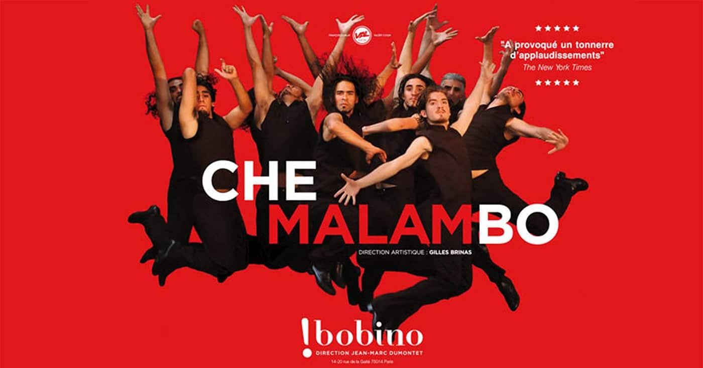 Che Malambo au théâtre Bobino