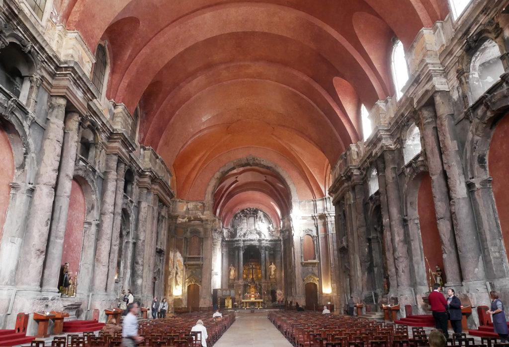 Eglise Sao Domingos, Lisbonne