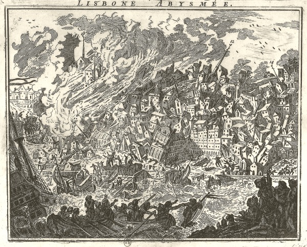 Tremblement de terre de Lisbonne