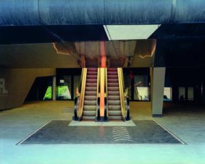Entrée du Vaisseau par Jean Nouvel (DR) ©Raymond Depardon
