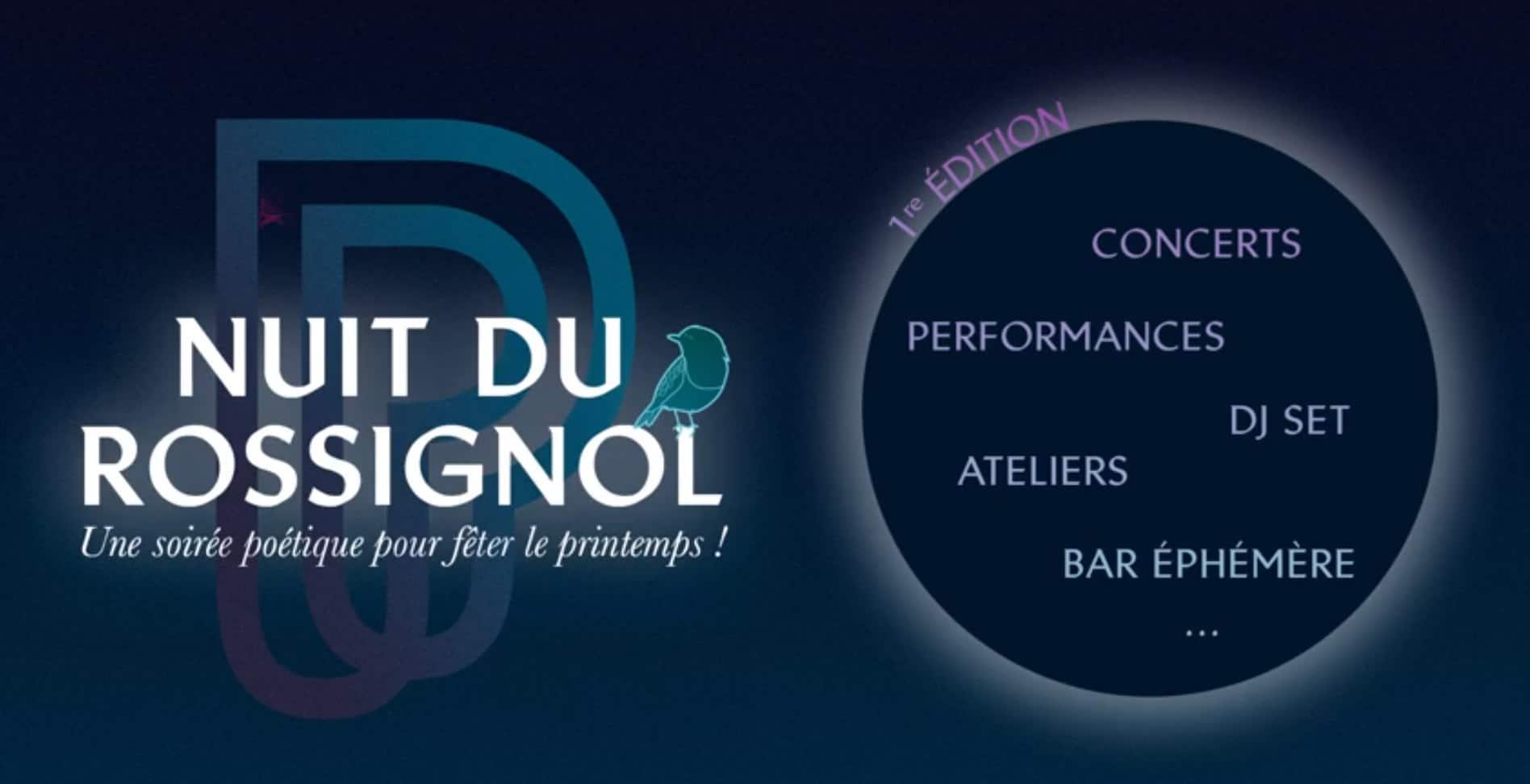 Nuit du Rossignol Musée de la Musique / Philharmonie de Paris