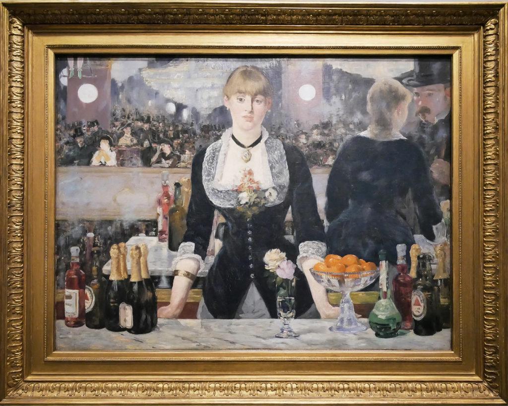 Monet, Bar aux Folies-Bergères