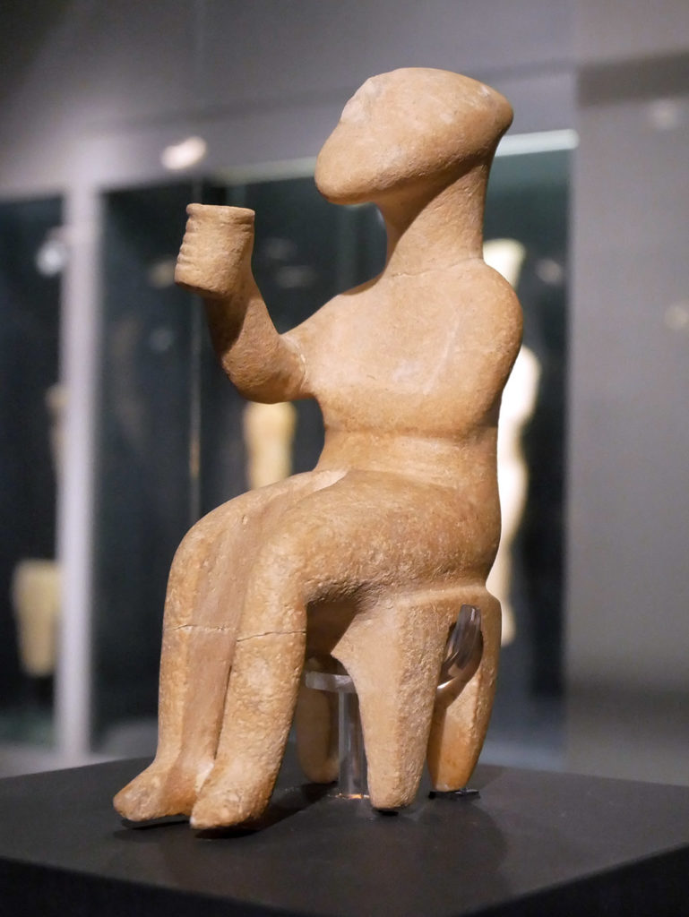 Museum of Cycladic Art Athens