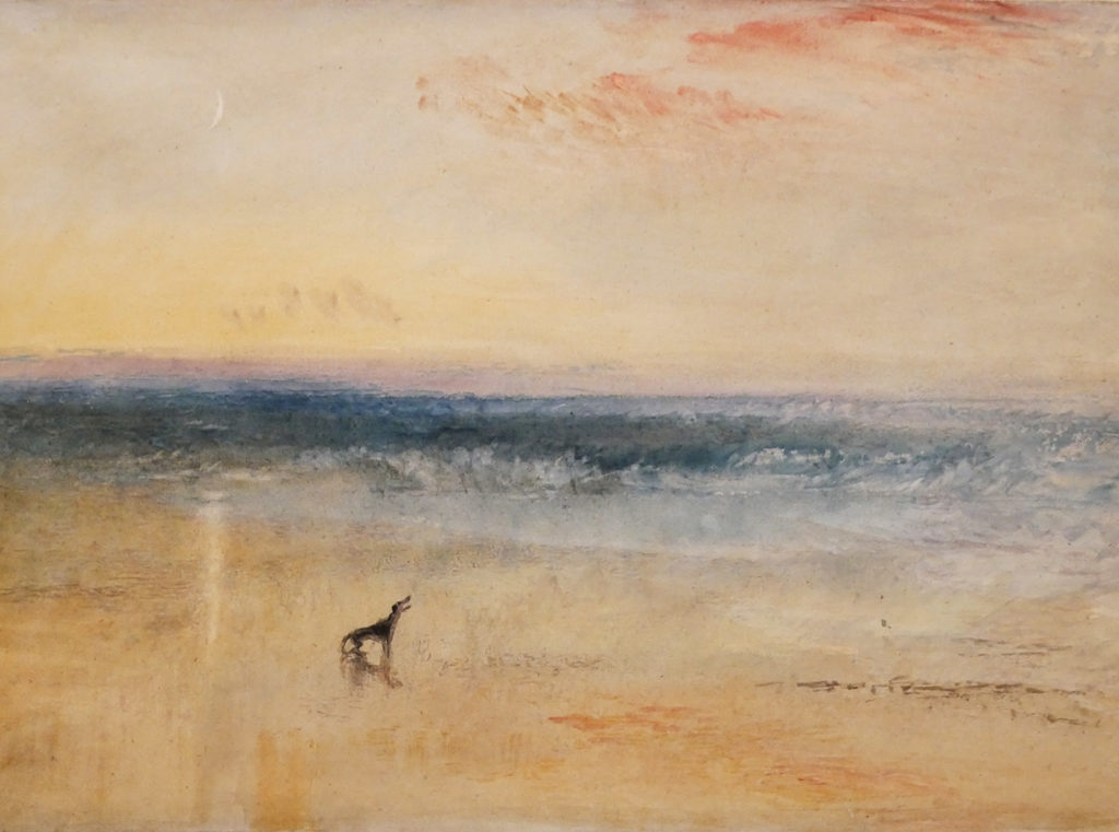 William Turner, Dawn After The Wreck