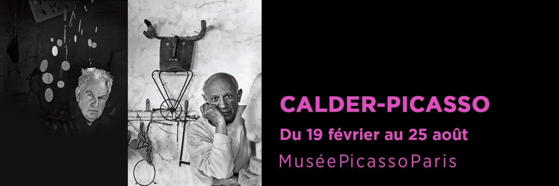 Exposition Calder-Picasso au musée Picasso