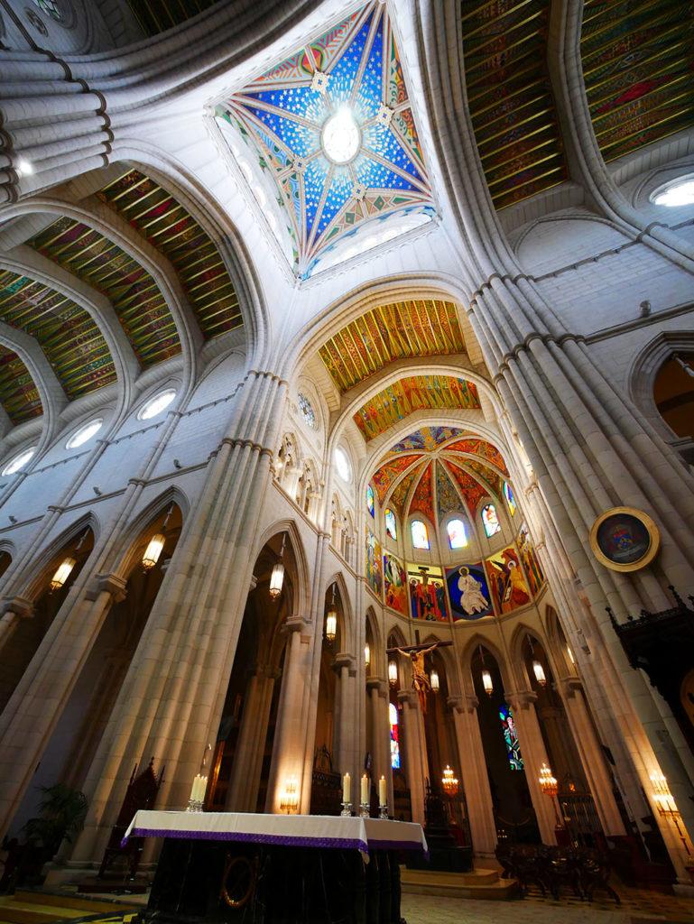 Cathedral Nuestra Señora de la Almudena