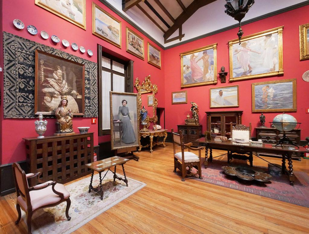 Sorolla museum in Madrid