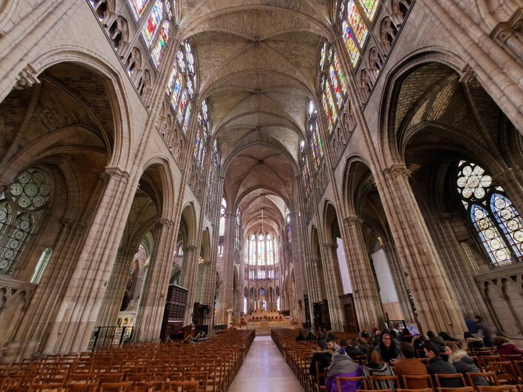 Visit around Paris