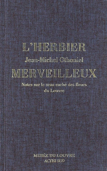L'herbier merveilleux, Jean-Michel Othoniel