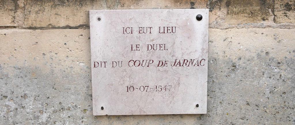 Coup de Jarnac