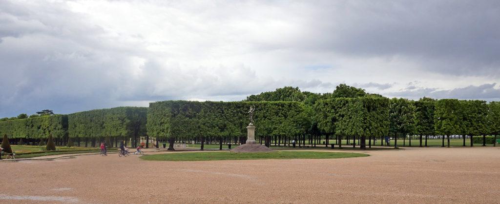 Jardins du château de Saint-Germain-en-Laye