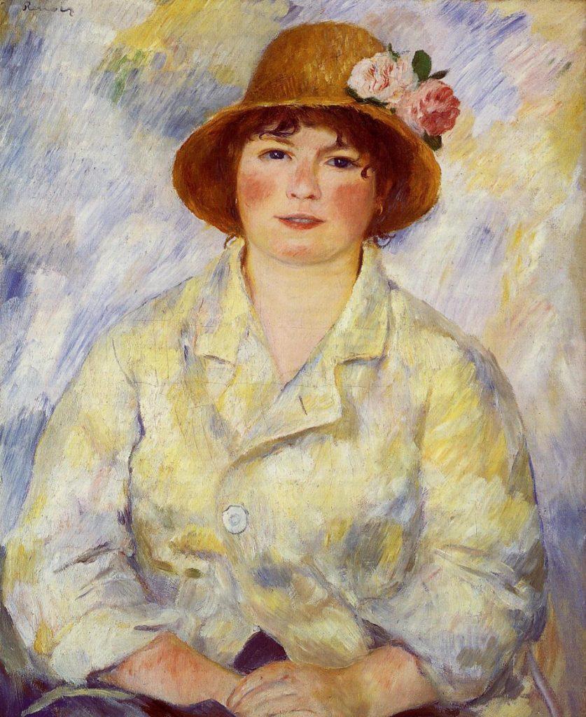 Aline Charigot Renoir