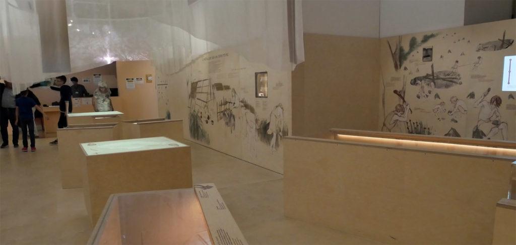 ArkéAube, vue d'ensemble de l'exposition