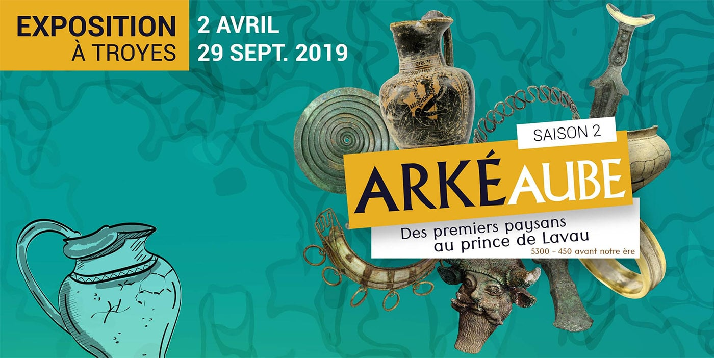 Exposition ArkéAube à Troyes