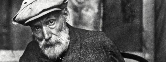 Photographie d'Auguste Renoir
