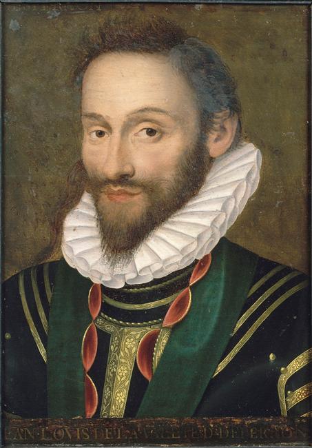 Jean-Louis de Nogaret de la Valette