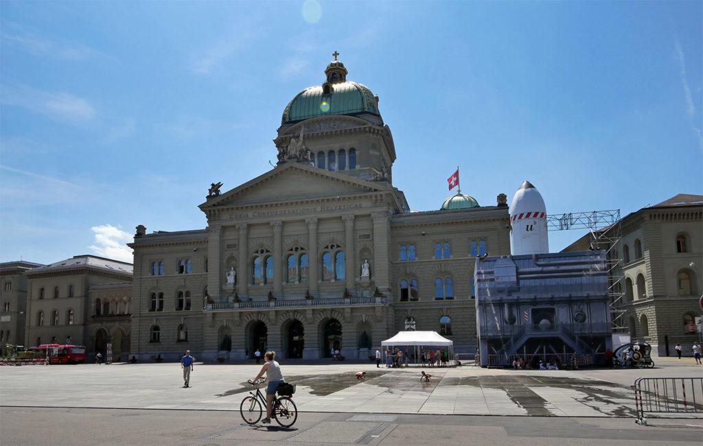 Palais fédéral de Berne