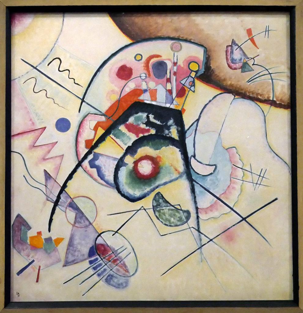 Wassily Kandinsky, Regard sur le passé, 1924