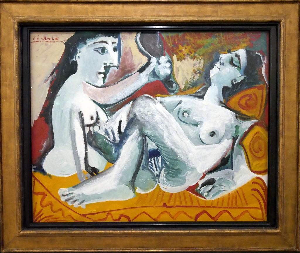 Pablo Picasso, Les deux amies, 1965