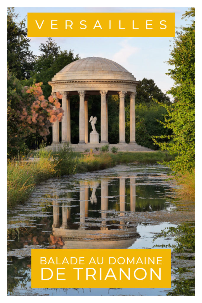 Versailles, balade au domaine de Trianon