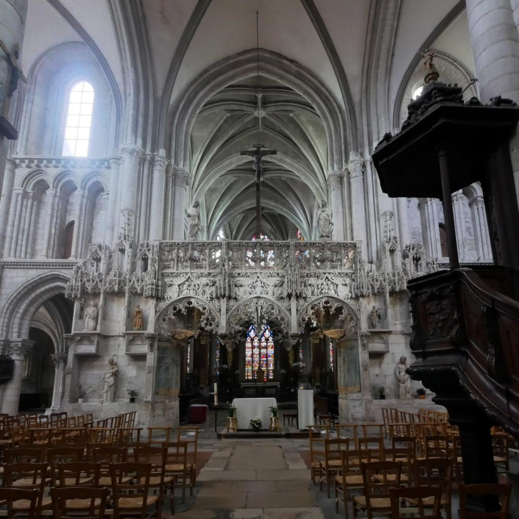 Eglise Sainte Madeleine de Troyes