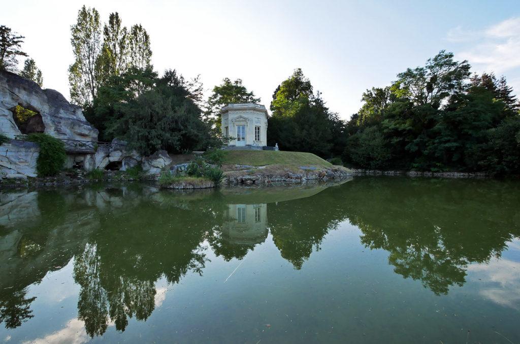 Le Belvédère, domaine de Trianon