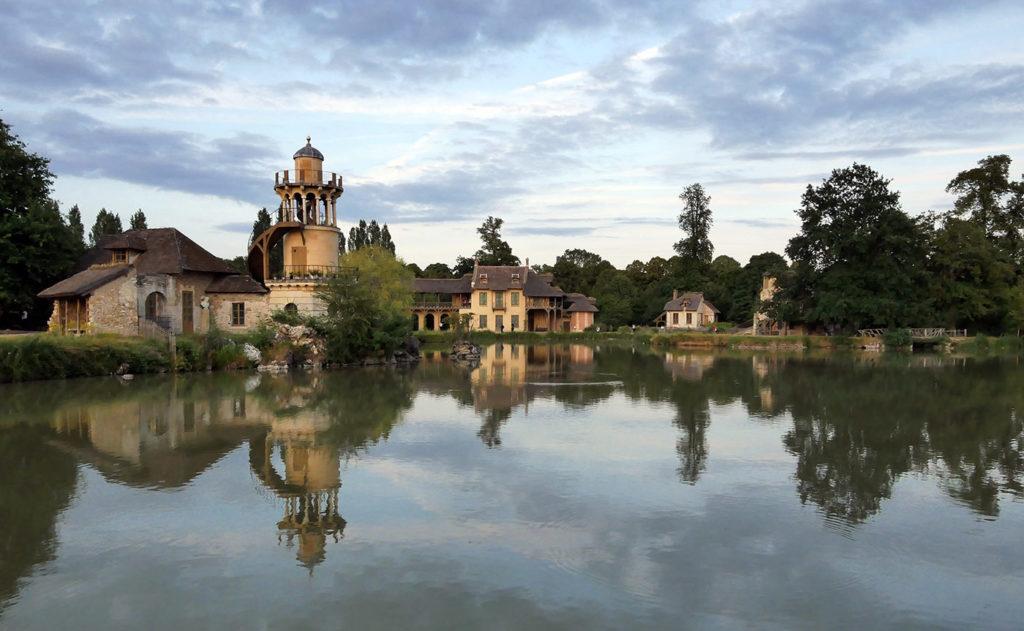 Hameau de la Reine à Versailles, domaine de Trianon