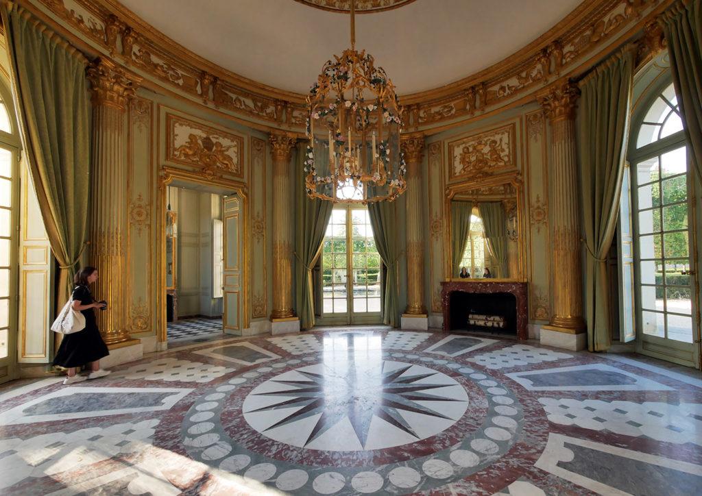 Pavillon Français au domaine de Trianon