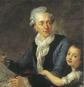 Portrait de Claude-Nicolas Ledoux (v. 1780) par Antoine-François Callet, Musée Carnavalet, Paris