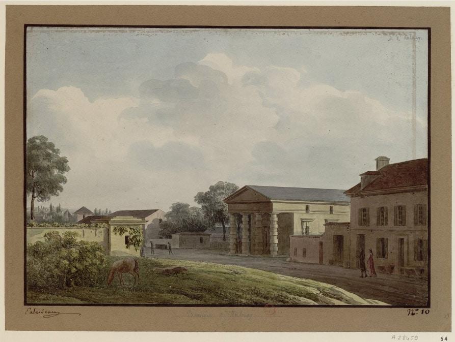 Barrière d'Aunay