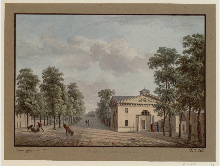 Barrière de Longchamp
