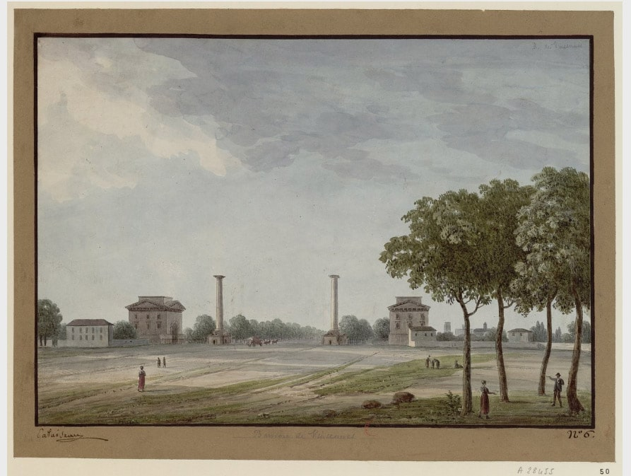 Barrière de Vincennes