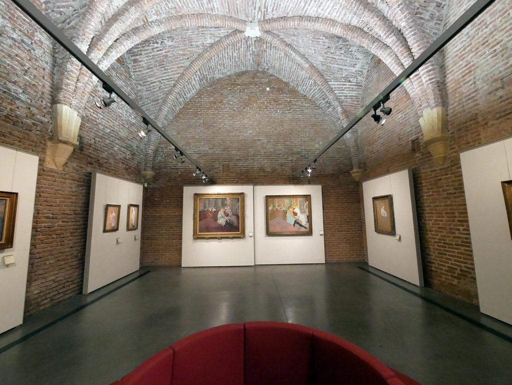 Musée Toulouse-Lautrec d'Albi