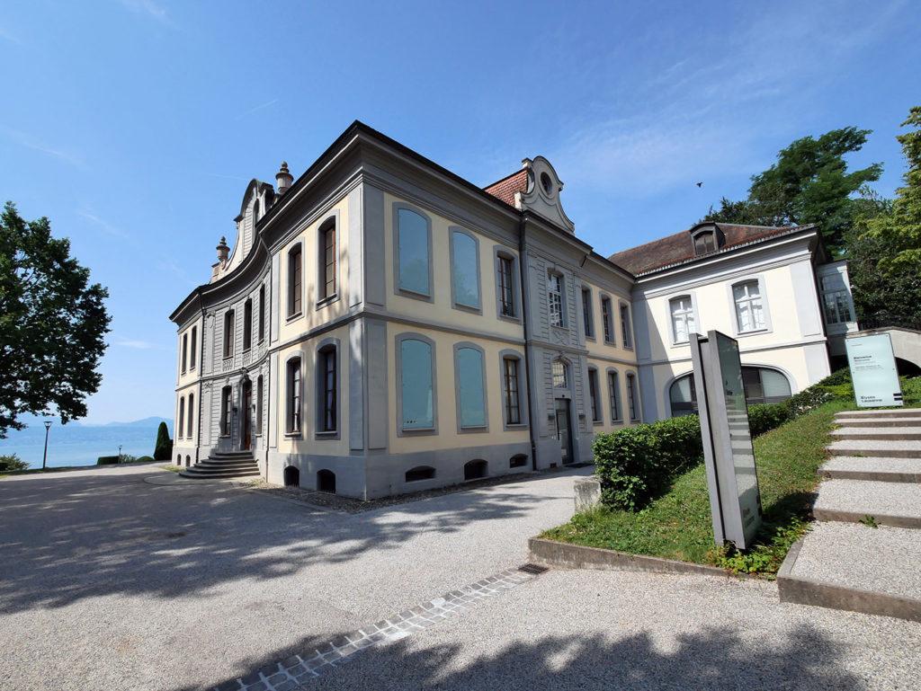 Musée de l'Elysée à Lausanne